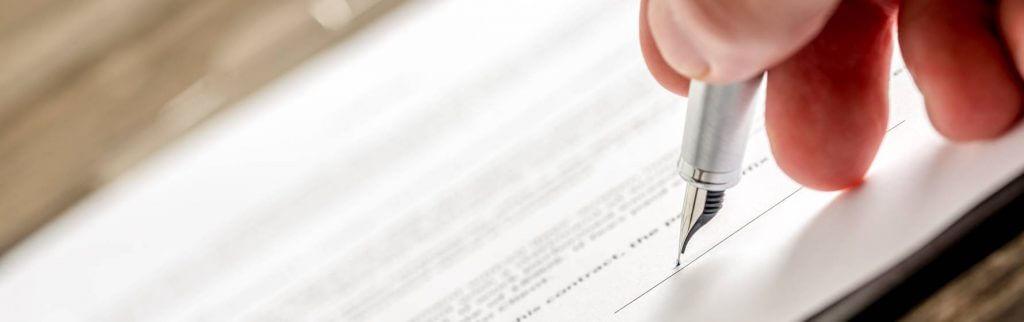 De vaststellingsovereenkomst