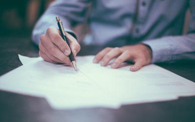 Letter Of Intent, Memorandum Of Understanding: (vrij)blijvend?