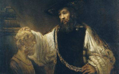 Fraude Is Van Alle Tijden. Was Rembrandt Een Faillissementsfraudeur?