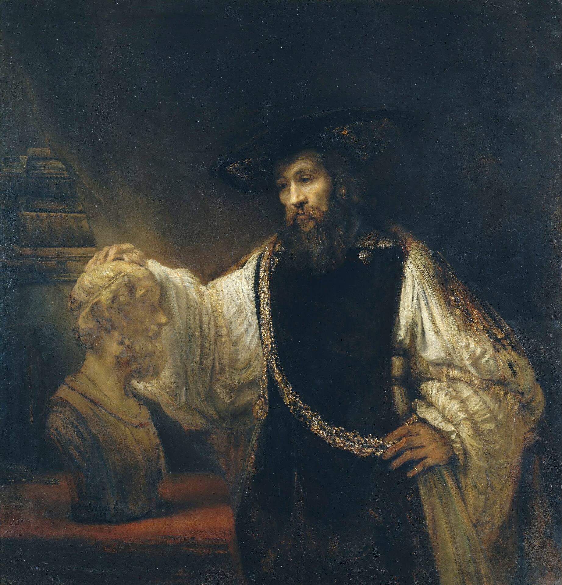 Rembrandt Fraudeur?