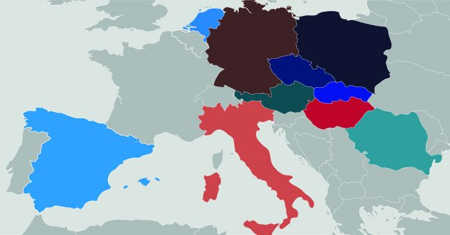 map-europe-Romania